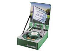 Xikar High The Links Gift Set Limited Edition  Lighter, Cigar Cutter, Ashtray