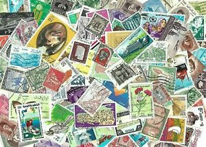 Quality Packet of 100 Different Egypt Stamps~Collection~Mainly Used~UK