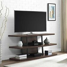 Ameriwood Home Castling TV Stand for TVs up to 70in- Espresso 1801096COM NEW