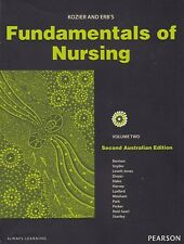 Kozier & Erb's FUNDAMENTALS OF NURSING vol 2 Second Australian Edition 2012
