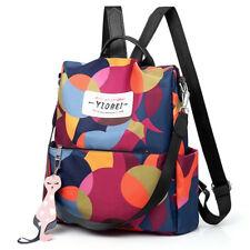 Women Multicolor Backpacks Casual Travel Female Shoulder Bag For Women Bags