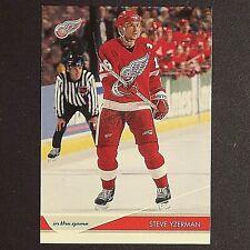 STEVE YZERMAN 2003/04 ITG 'The Star' #36 Detroit Red WIngs HOF Single