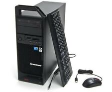 Lenovo Thinkstation S20 Workstation Intel Xeon W3503 NVIDIA QUADRO RAID NEW
