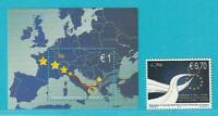 Kosovo De 2010 Ópticos Estampillas, Minr. 168 + Bloque 15 Europea Union
