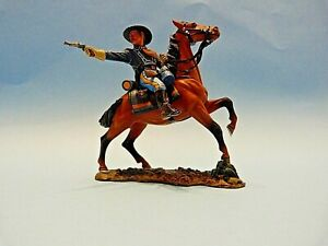 King & Country TRW088 Cavalerie US  Major Marcus Reno