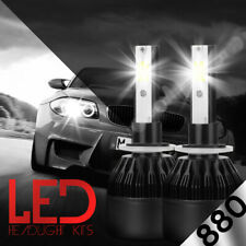 XENTEC LED HID Foglight Conversion kit 881 6000K for 1995-2000 Plymouth Neon
