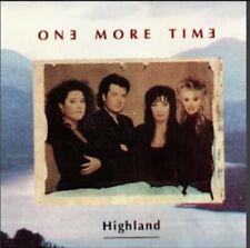 One more Time Highland (1992) maxi single cd 3 Tracks