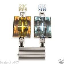 NEWEST on the Market NANOLUX Twin 600w x2 DE Complete Setup SAVE $$ W/ BAY HYDRO
