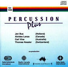 PERCUSSION PLUS / HOLLAND - CANADA - AUSTRALIA & SWITZERLAND