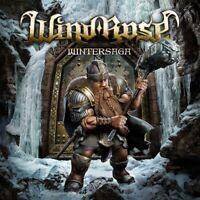 WIND ROSE - WINTERSAGA   VINYL LP NEU