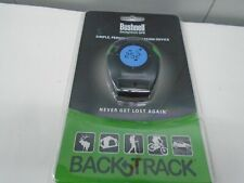 Bushnell BackTrack GPS Personal Navigation Device Model 360401
