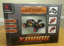 Radio Shack special edition kit 1:16 scale buggy xmods 4wd high speed tune build