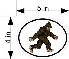 Bigfoot/Sasquatch car & truck vehicle decals/stickers