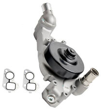 New Water Pump for Chevy Camaro Corvette SS Base 2016-2017 45004WT
