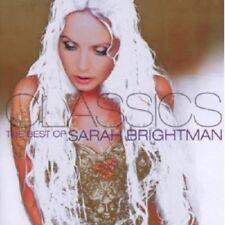 SARAH BRIGHTMAN - THE BEST OF SARAH BRIGHTMAN CD NEW
