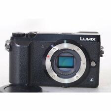 Panasonic Lumix DMC-GX80 Digitalkamera - Kompaktkamera - Reisekamera - Digicam
