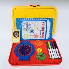 The Original Spirograph Design Set Toy 13 Pieces Age 3+