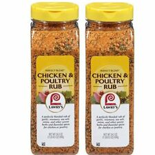 Lawry's Perfect Blend Chicken & Poultry Rub (24.5 oz.) 2ct