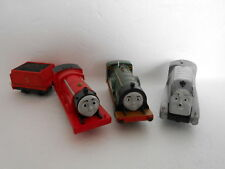"THOMAS & FRIENDS NEW TRACKMASTER ""SPENCER-EMILY-JAMES& TENDER"" GC"