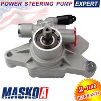 MASKOA+ Power Steering Pump Fits Honda Civic 1.6L CR-V 2.0L Acura EL 1.6L