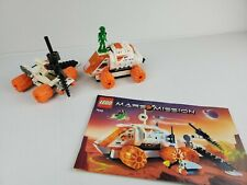 Lego 7648 Space Mars Mission MT-21 Mobile Mining Unit w/ instructions