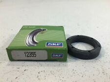 (1) SKF 12355 Grease & Oil Seal