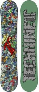 Technine Wassup Rocker Snowboard 150 cm New