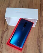 OnePlus 7 Pro - 256GB - Nebula Blue (Unlocked) (Dual SIM), 8Gb Ram