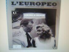 L'EUROPEO=N°5 2007=AMORI & BUGIE LE COPPIE CELEBRI DEL '900=MARILYN MONROE=