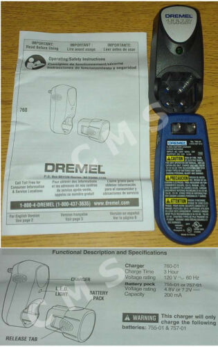 Catalog Dremel Charger Travelbon.us