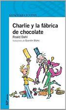 Charlie y la Fabrica de Chocolate (Spanish Edition)-ExLibrary