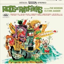 Rods n' Ratfinks by Mr. Gasser & the Weirdos (Vinyl, Nov-2011, Sundazed)