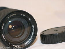VIVITAR 70-210mm 1:4.5 MACRO ZOOM LENS for Pentax 35MM slr cameras