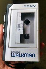 Vintage Sony Walkman WM-1/ Cassette Tape Player -1981 - Plays