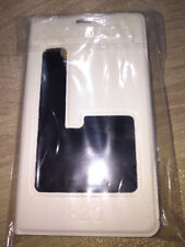 Flip Echt Leder Handy Case Schutz Hülle Tasche Bumper Nokia lumia 820