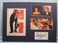 "Richard Gere & Julia Roberts in- ""Pretty Woman""  and Amy Yasbeck autograph"