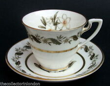 Coffee Cup & Saucer Royal Worcester Porcelain & China Tableware
