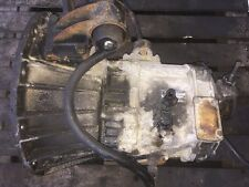 Renault Dodge 50 Series Gearbox ZF S5-24-3 With PTO Drive.