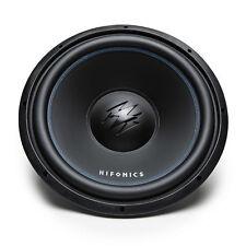 Hifonics TW15D4 Titan 15 Inch 1200 Watt Power DVC Dual 4 Ohm Car Audio Subwoofer