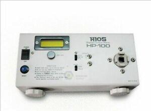 New In Box Torquemeter Hios HP-100 Digital Torque Meter Torsiometer #xl
