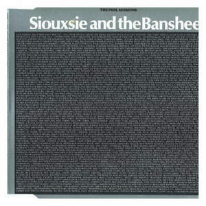 Siouxsie & The Banshees The Peel Sessions CD Strange Fruit 1989