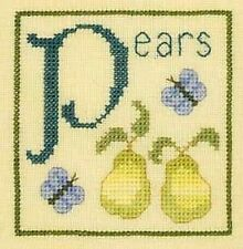 P Is For Pears~Elizabeth's Designs