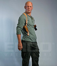 Life Size Die Hard John McClane Statue Bruce Willis Prop Display Style 1:1