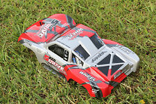 Traxxas Slash 1/10 Body Red Slayer Shell Cover RC Car