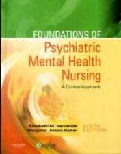 Foundations of Psychiatric Mental Health Nursing Varcarolis Halter 6th Edition