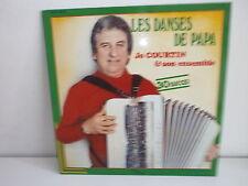 JO COURTIN Les danses de papa RL 33099 MUSETTE ACCORDEON