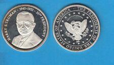 Médaille Moderne  Harry .S Truman 1945-1953  33 Rd Président of USA