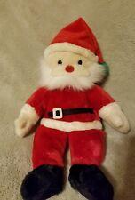 "Ty Christmas Beanie Buddy Santa Claus - 2000, 15"""