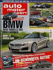 Auto Motor und Sport Heft 13/2011 - Jaguar XKR-S, Porsche 911 GT3 RS 4.0