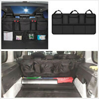1Pcs High Capacity Portable Storage Bag Universal Fit For Car Trunk Seat Back